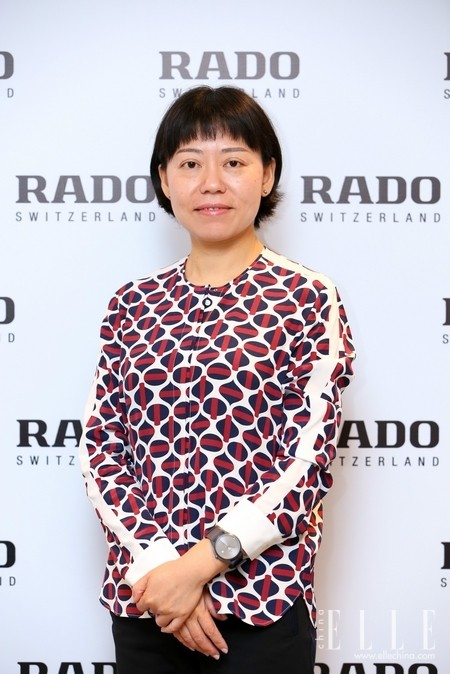 RADO瑞士雷达表对话知名陶艺家蒋颜泽