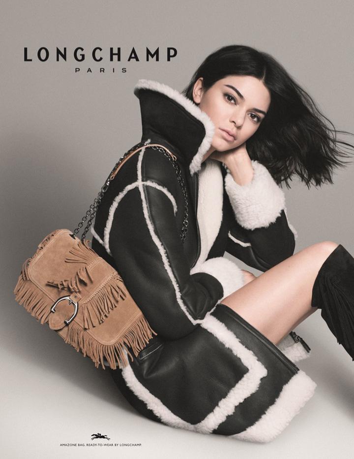 Longchamp 2018秋冬系列广告大片
