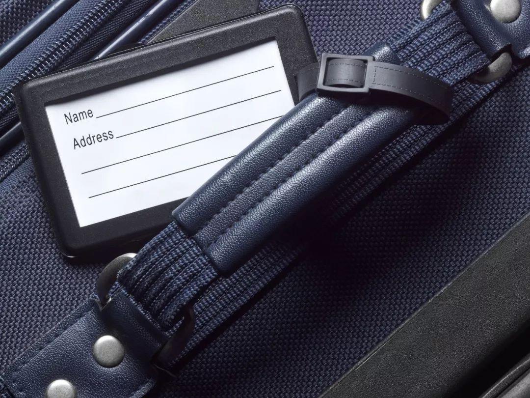 行李箱上有必要要有行李牌吗?