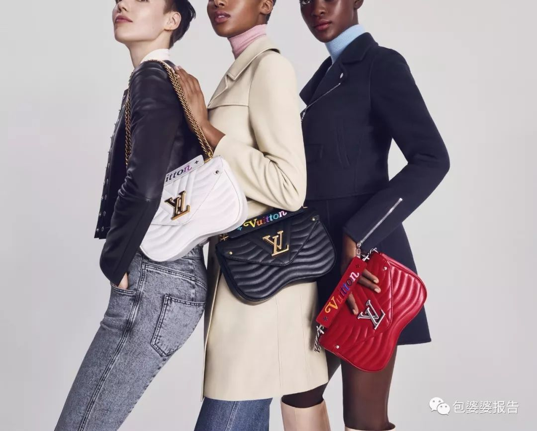 Louis Vuitton 全新缤纷复古小羊皮包款