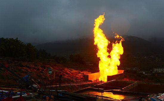 江汉油田页岩气能源行业标准达国内先进水平