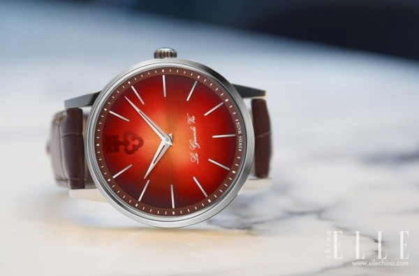 CORUM昆仑表推出全新La Grande Vie腕表