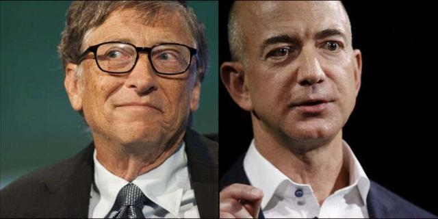 世界首富再次换人 新一轮的世界首富是谁