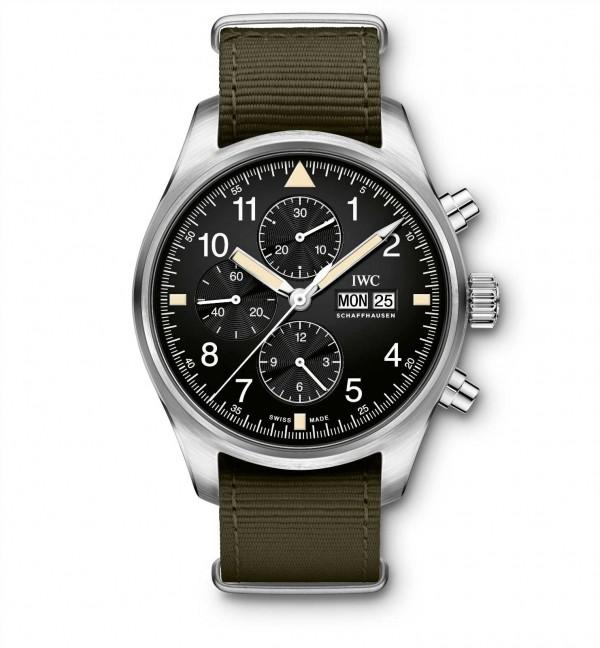 IWC万国表全新飞行员计时腕表