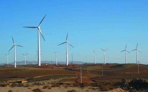政策加码 中国风能发电规模持续上涨
