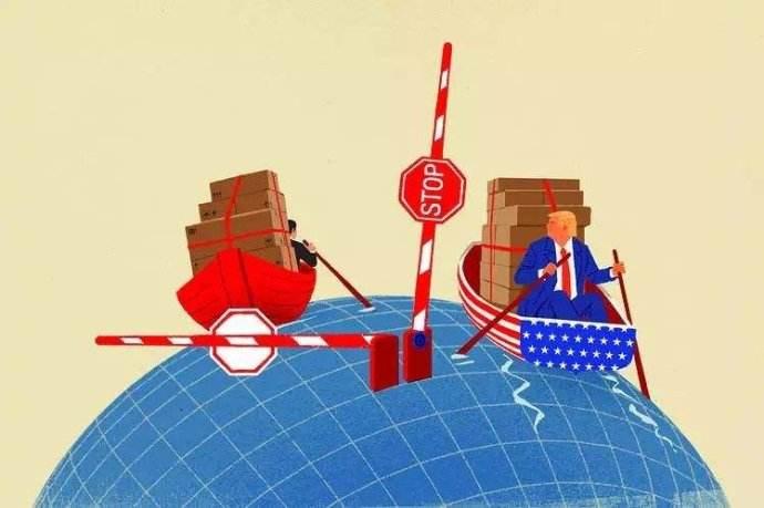贸易局势发生新变化 黄金价格恐再受暴击!