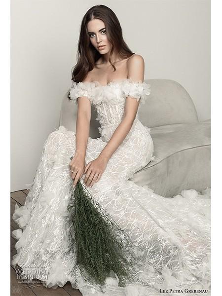 Lee Petra Grebenau 2019婚纱礼服