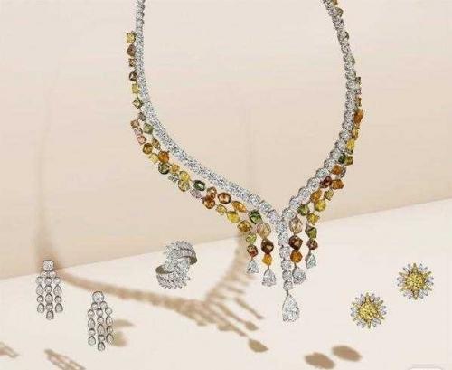 伯爵推出全新SUNLIGHT ESCAPE高级珠宝腕表系列