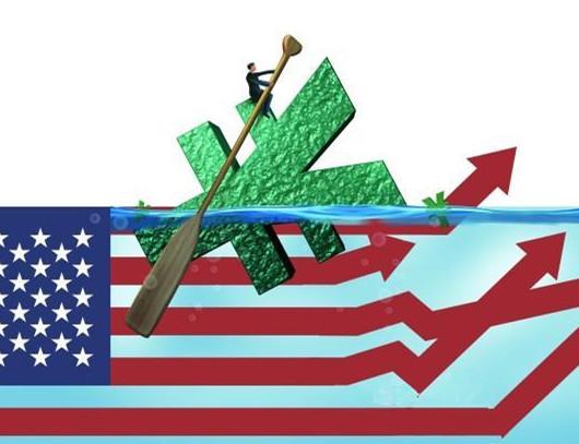 人民币汇率不幸躺枪!新一轮贬值诱因是它?