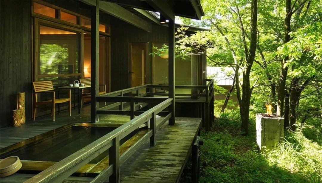 这里有星野最壮美的温泉旅馆