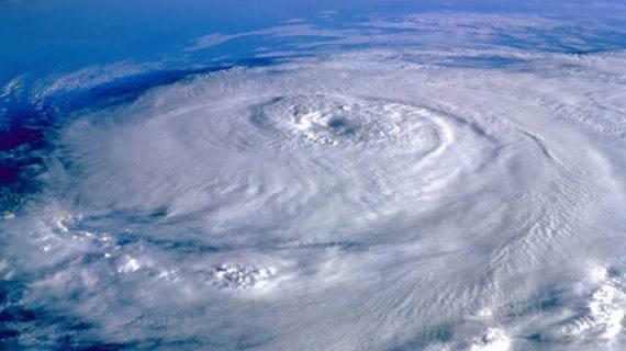 台风是怎么形成的