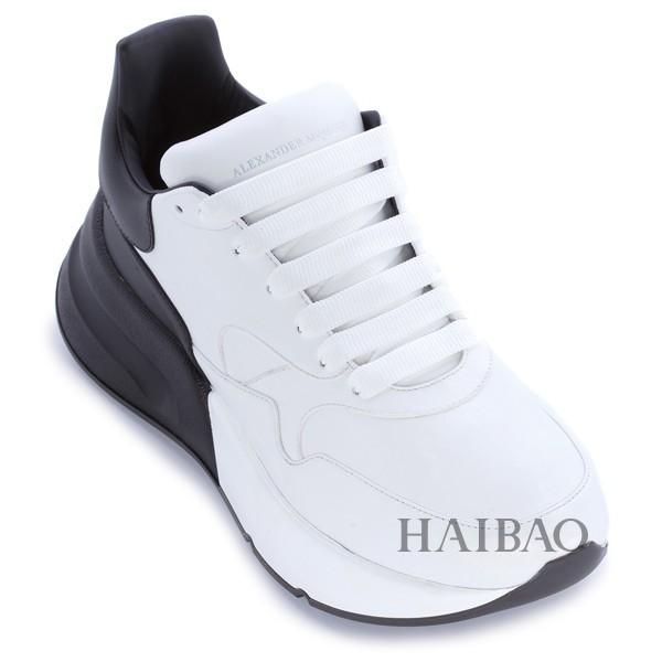 Alexander McQueen推出2018年秋冬Oversized Runner运动鞋
