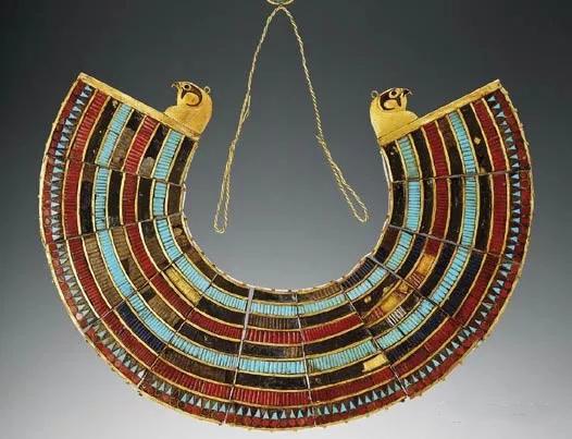 古埃及人相信珠宝能隔绝邪恶能量 带来平安与祥和