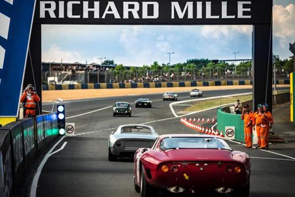 Richard Mille 2018年勒芒经典车赛全方位的记录