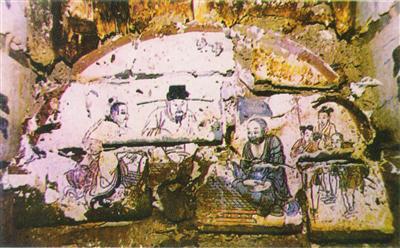 近代考古发现 辽国官民皆喜欢下围棋