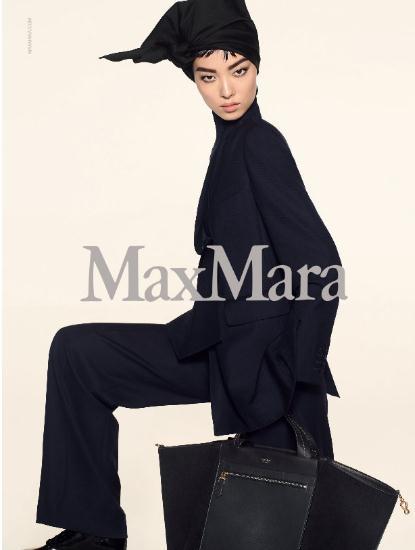 意大利时装品牌 Max Mara 发布2018早秋系列