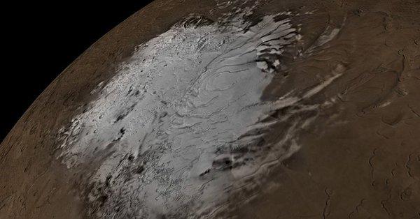 火星存在液态水吗