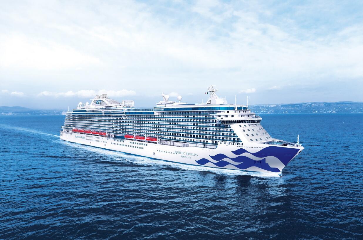 公主邮轮将建造两艘新一代液化天然气驱动邮轮