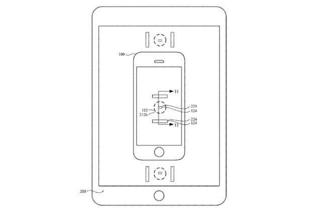 苹果向美国专利商标网站申请新专利
