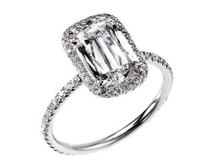 世界最贵的钻石戒指