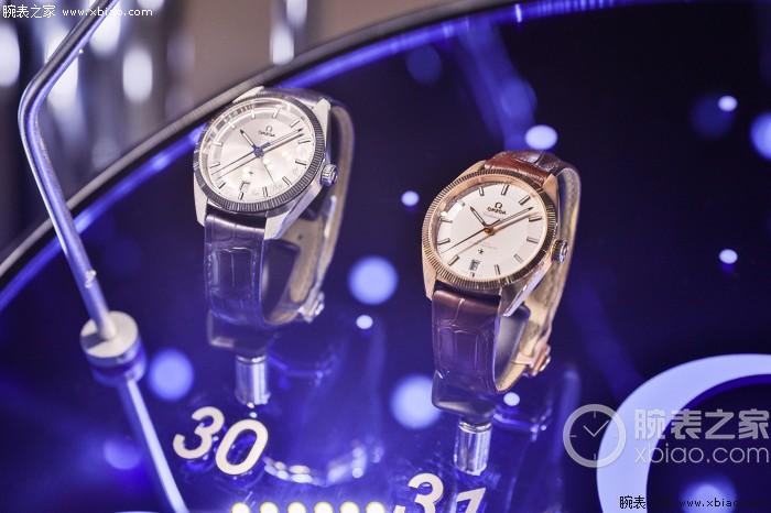 欧米茄星座系列腕表展于杭州大厦购物城倾情开展