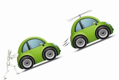 新能源汽车怎么起步