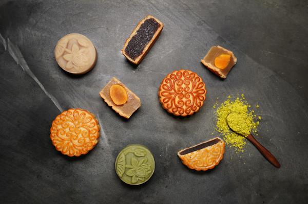 上海素凯泰酒店呈献珍藏月饼礼盒