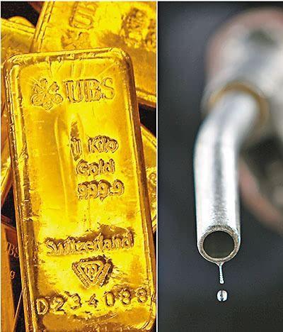 油价无法取得有效连续 黄金日线空头有所放缓