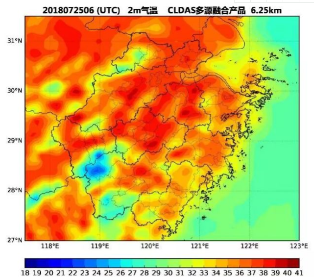 2018年全国高温榜出炉 杭州成功跻身TOP3