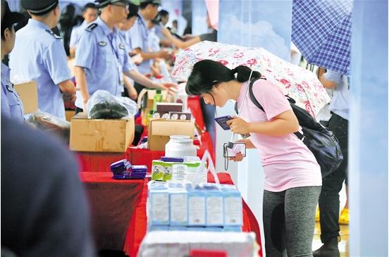 广州:芳村茶叶市场多家档口卖冒牌普洱