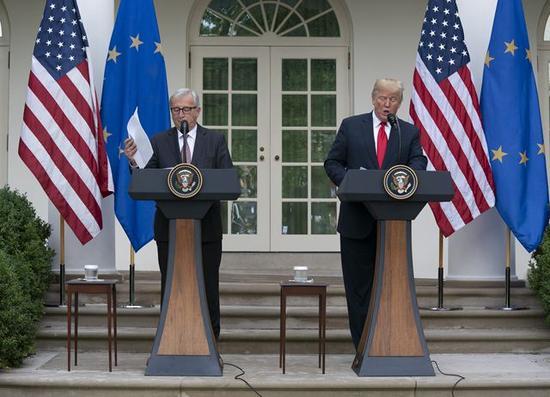 零关税并非主要诉求 美欧WTO改革同盟初现