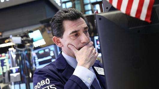科技股估值存在泡沫 纳指创五个月最大三日跌幅
