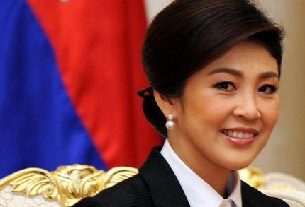 泰国向英国要求引渡英拉
