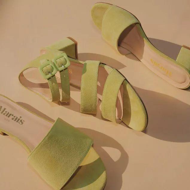 巴黎与加州的怀旧混血 洛杉矶鞋履品牌 Marais USA