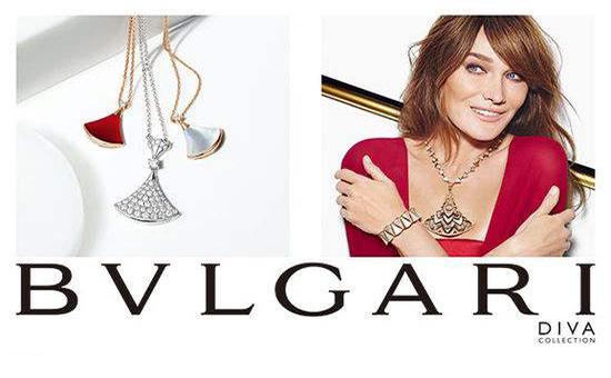 宝格丽珠宝入门款首选的DIVA系列和B.ZERO1系列