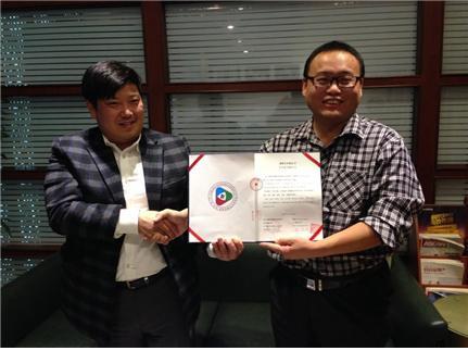 央视否认与韩国公司签订合作协议:消息不实