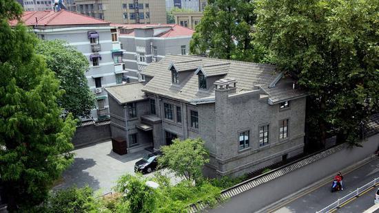 """南京张治中公馆传出售卖 外界质疑其涉嫌""""造假"""""""
