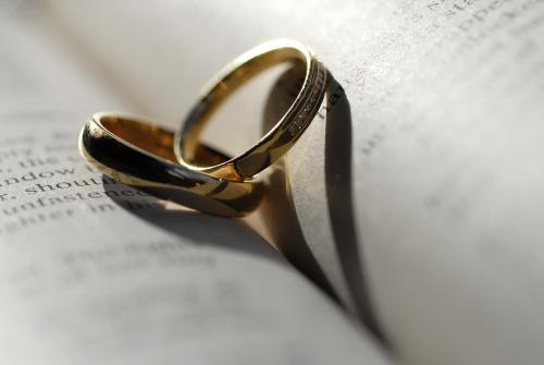 结婚买什么戒指