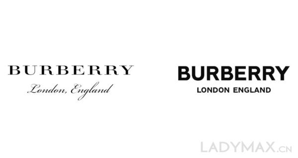 新创意总监上任后 Burberry突然更换Logo