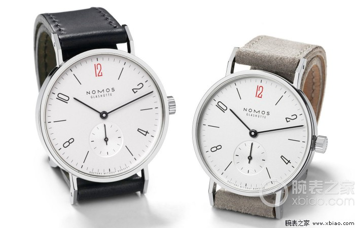 NOMOS推出Tangente和Tetra限量腕表