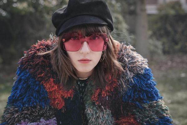 迪奥全新DiorColorQuake 太阳镜广告大片