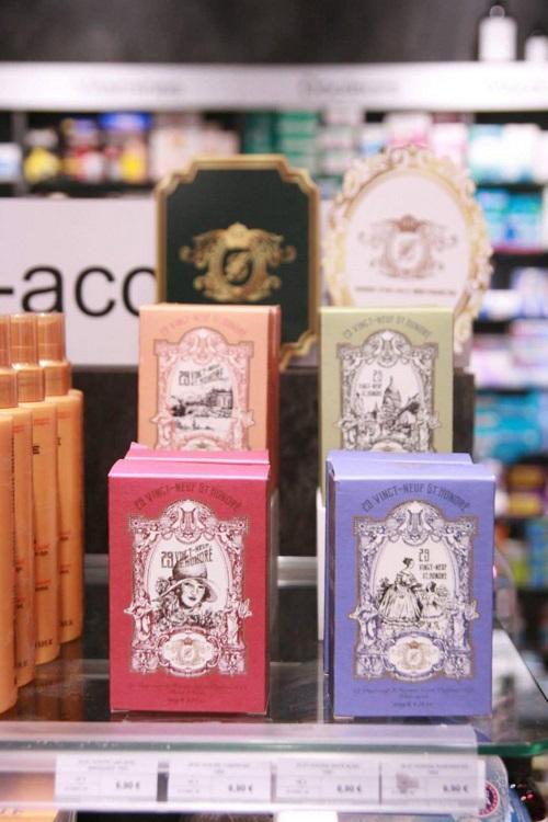 风靡法国的邦奈特29号香水皂首次登陆中国市场