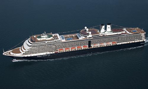 荷美邮轮阿姆斯特丹号一名35岁船员失踪