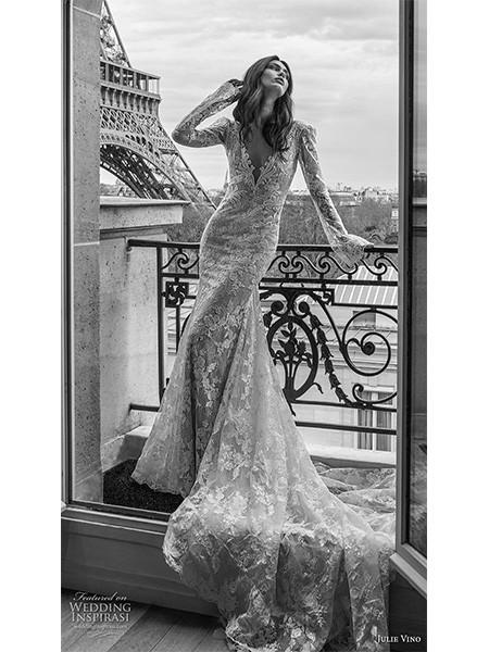 Julie Vino 2019婚纱系列