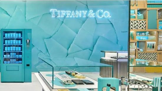 蒂芙尼开设全球首家Style Studio新零售概念店