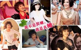 刘晓庆的卵巢保养