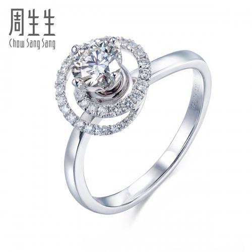 周生生钻石戒指价格