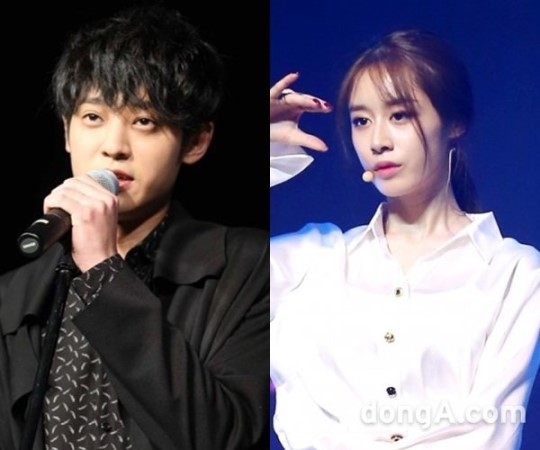 T-ara朴智妍郑俊英否认恋情