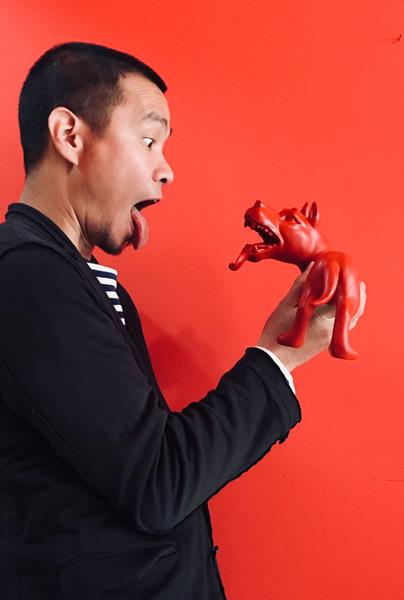 青年雕塑家任宏伟专访