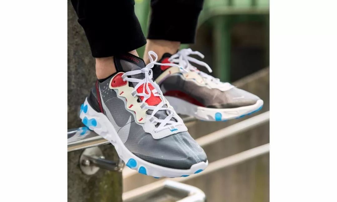 Nike React Element 87推出全新配色
